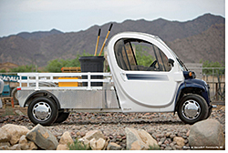 Utility Vehicle: Global Electric Motorcars by Polaris