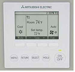 HVAC Control: Mitsubishi Electric and Electronics USA, Inc. HVAC