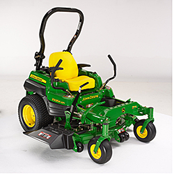Mower: John Deere Co.