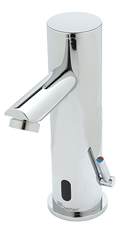Electronic Sensor Faucet: T&S Brass & Bronze Works Inc.