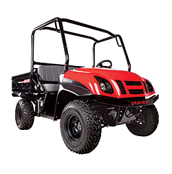 Utility Vehicle: Gravely Turf, an Ariens Co.