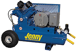 Compressors: Jenny Products Inc.