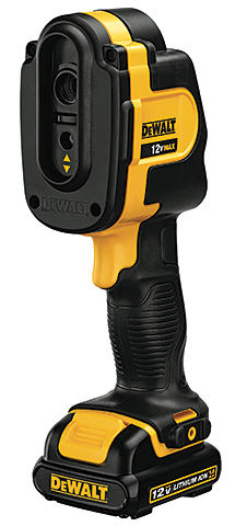 Imaging Thermometer: DeWALT Industrial Tool Co.
