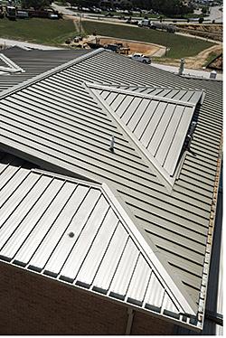 Roof Retrofit System: MBCI