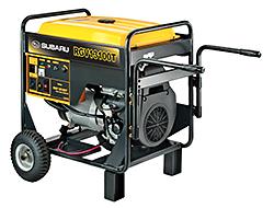 Generators: Subaru Robin