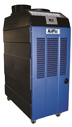 Portable Air Conditioner: AirPac Inc.