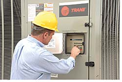Unitary Rooftop Systems: Trane