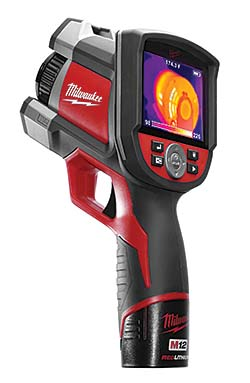 Thermal Imager: Milwaukee Electric Tool Corp.