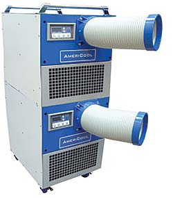 Portable Air Conditioners: AmeriCool