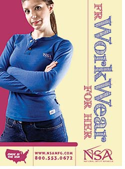 Women's Workwear: National Safety Apparel Inc.