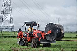 Utility Tractor: Ditch Witch