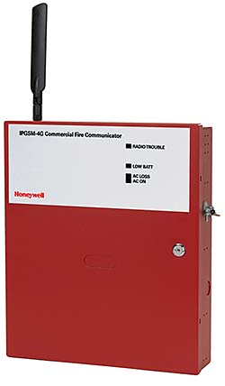 Fire-Alarm Communications: Honeywell Power Products