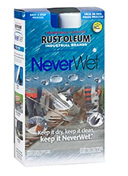 Repelling Treatment: Rust-Oleum Corp.