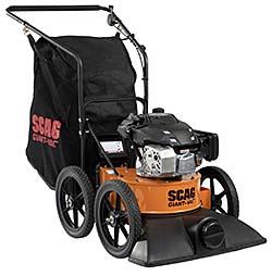 Landscape Vacuum: Scag Power Equipment