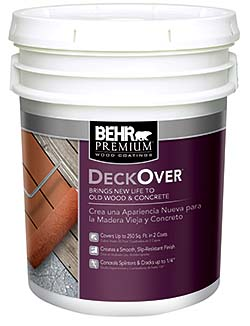 Exterior Coating: BEHR Process Corp.