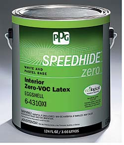 Zero-VOC Paint: PPG Industries Inc.