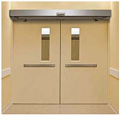 Integrated Door System: Adams Rite Mfg. Co.