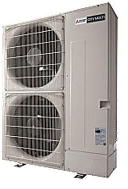 Variable-Refrigerant-Flow Unit: Mitsubishi Electric and Electronics USA, Inc. HVAC