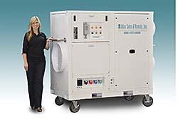 Air-Cooled Unit: Atlas Sales & Rentals
