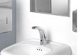 Lavatory Faucet: American Standard Brands