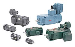 DC Motors: Baldor Electric Co.