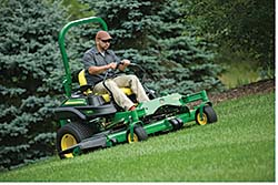 Zero-Turn Mowers: John Deere Co.