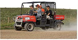 Utility Vehicle: Kubota Tractor Corp.