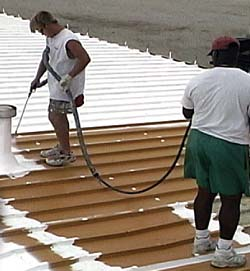 Roof Coatings: Mule-Hide Products Co. Inc.