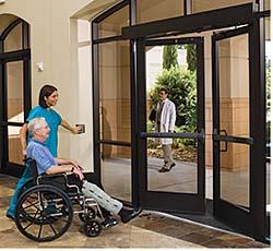 Door System: Detex Corp.