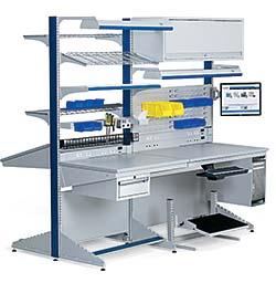 Workstation: Lista International Corp.