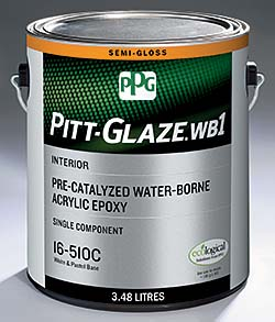 Acrylic Epoxy: PPG Industries Inc.