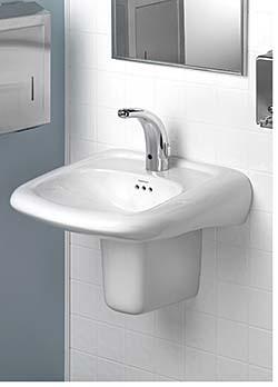 Lavatory Sink: American Standard Brands