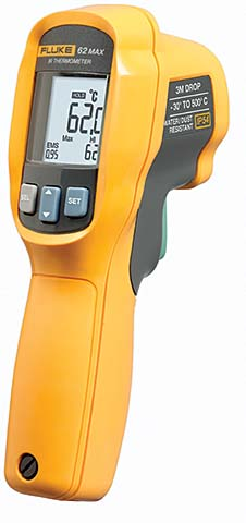 Thermometers: Fluke Corp.