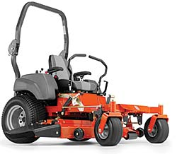 Zero-Turn Mowers: Husqvarna Professional Products Inc.