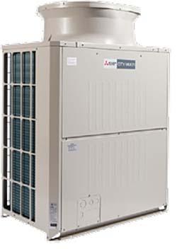 VRF Zoning Units: Mitsubishi Electric and Electronics USA, Inc. HVAC