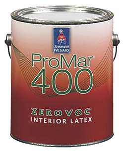 Zero-VOC Latex: Sherwin-Williams