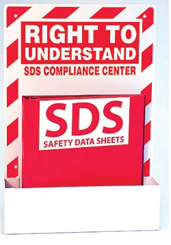 Safety Compliance Products: Zing Green Products