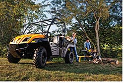 Utility Vehicles: Cub Cadet Commercial