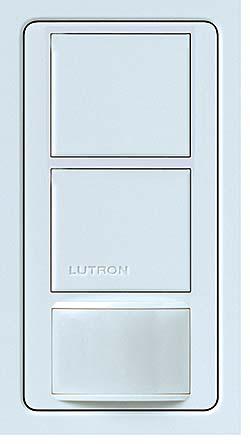 Occupancy Sensor Switch: Lutron Electronics Co. Inc.