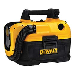 Wet/Dry Vacuums: DeWALT Industrial Tool Co.