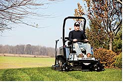 Zero-Turn Mower: Dixie Chopper