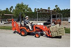 Sub-Compact Tractors: Kubota Tractor Corp.