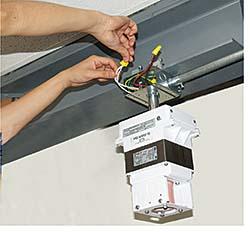 Access Lighting Box: Orbit Industries Inc.