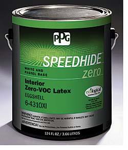 Zero-VOC Paint: PPG Industries Inc.