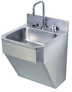 Handwashing Sinks: Sloan Valve Co.