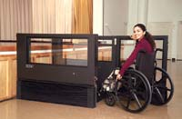 Wheelchair Lift: Ascension
