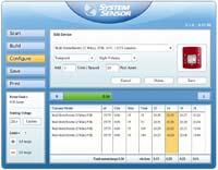 Voltage Drop Calculator: System Sensor