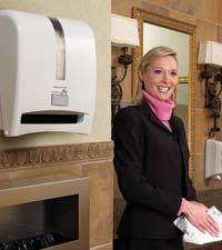 Towel Dispenser: SCA Tissue North America