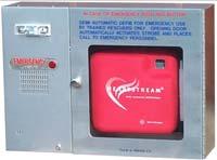 Defibrillator Emergency Communication System: Talk-A-Phone Co.