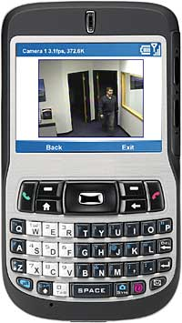 Portable Video Monitor: Arteco Vision Systems